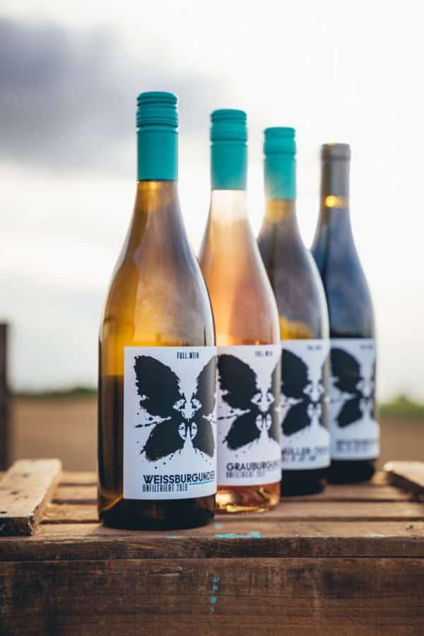 Oskars FULL Online Wine Tasting Paket