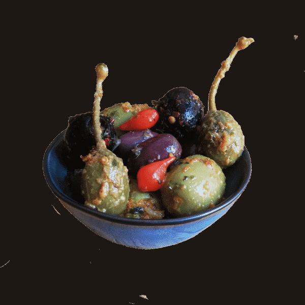 Oliven-Mix